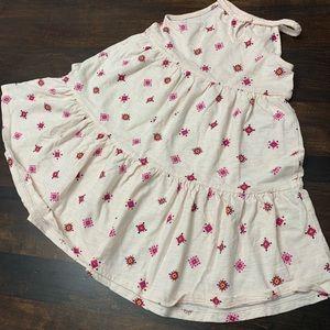 Old Navy Tribal Print Flowy Dress 5T